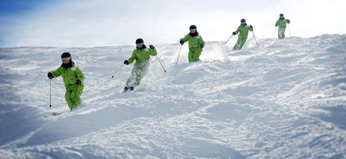 Learn to Snowboard Moguls